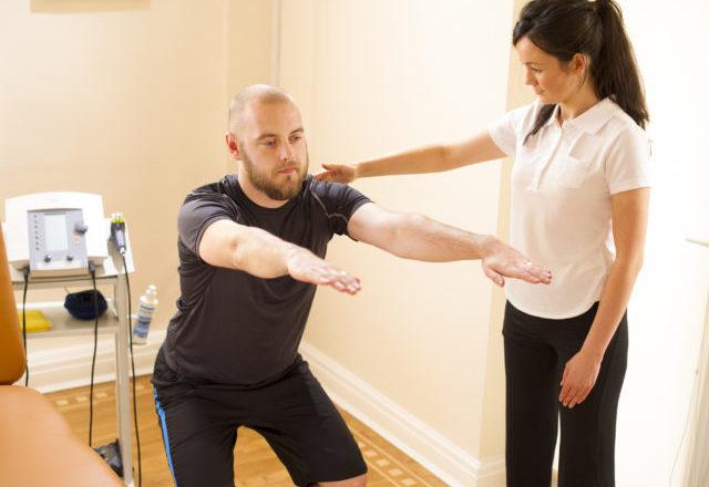 Invigorating Sports Massages